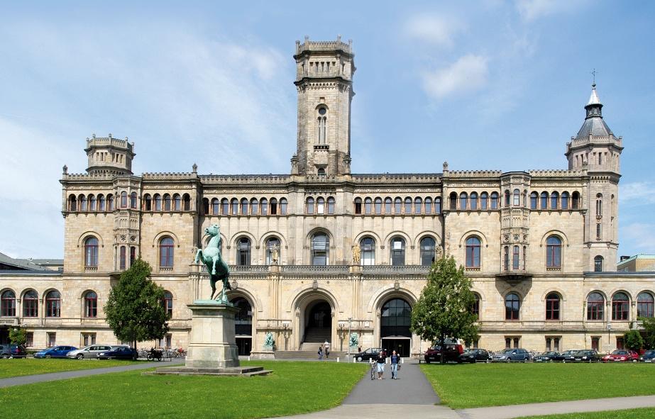 عناوين الجامعات الألمانية
