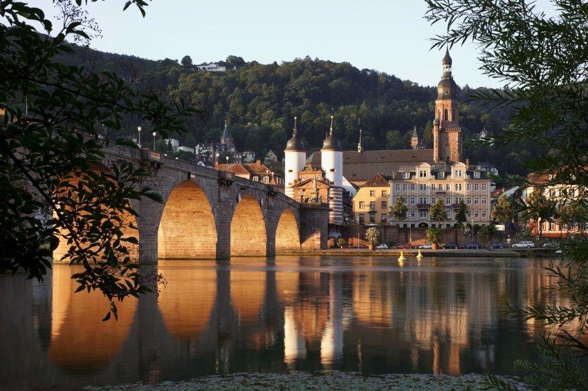 """مدينة هايدلبيرج """"Heidelberg"""""""