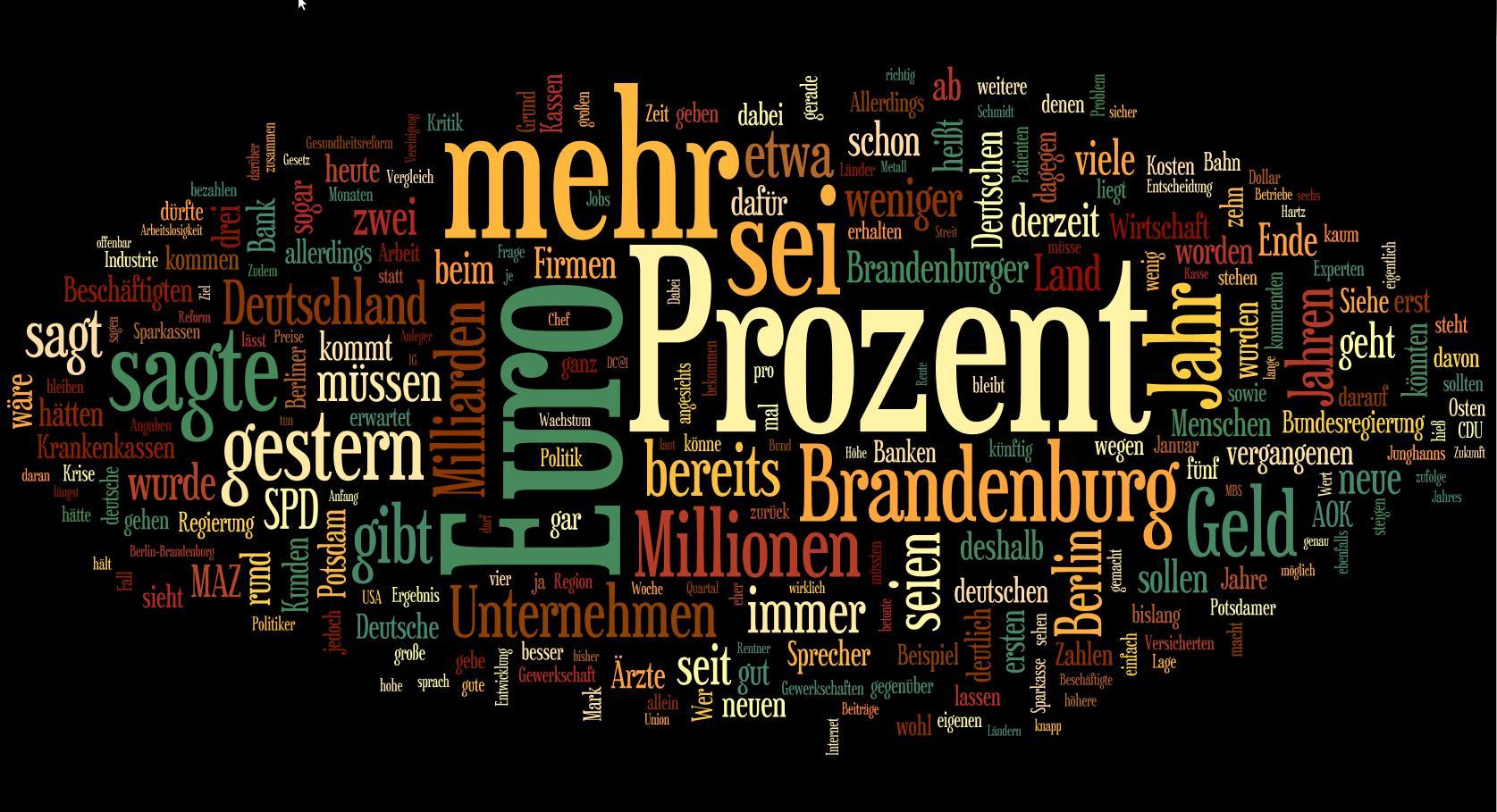 أكثر الكلمات استخداماً في اللغة الألمانية .. يجب أن تعرفها!