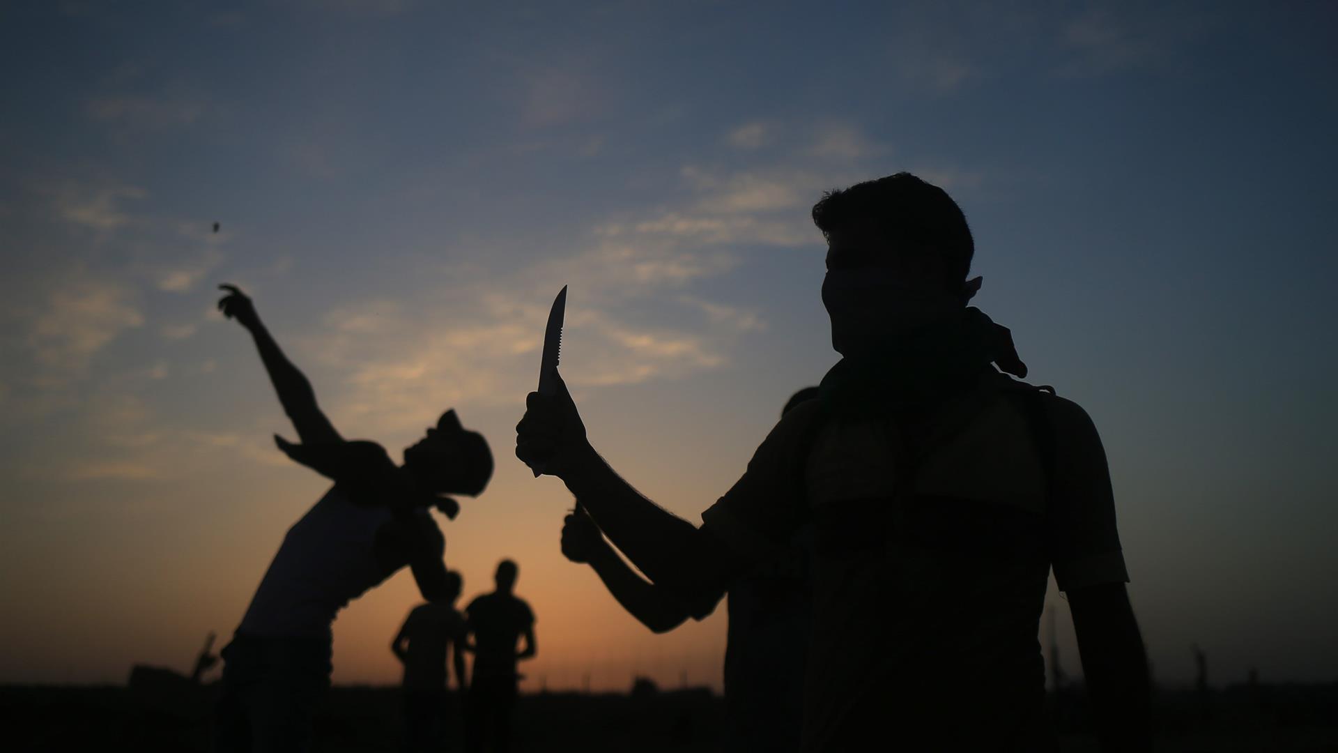ثورة الصلاة الأخيرة (ثورة السكين)