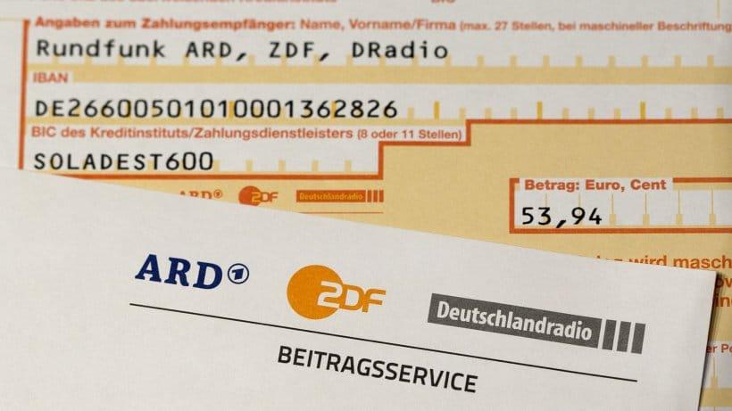 كل مايلزمك معرفته حول Rundfunkbeitrag والحلول !