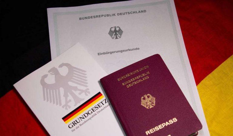 الحصول على الجنسية الألمانية للطلاب في ألمانيا